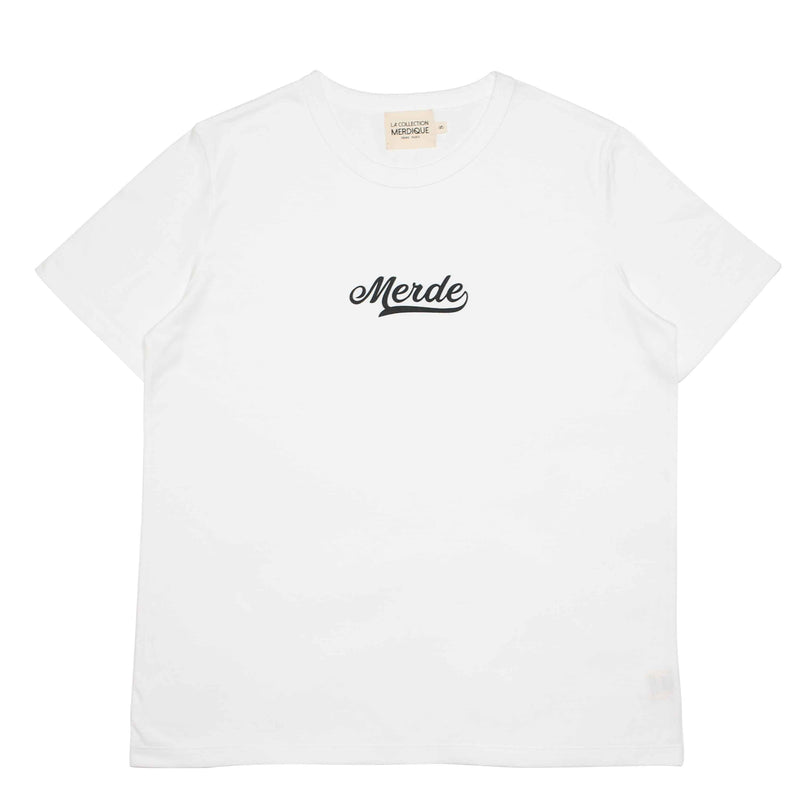 Old School White Women's T-shirt