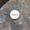 Bracelet Old School Rose Gold