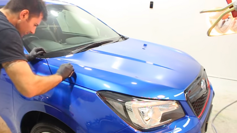 How to apply Ceramic Coating