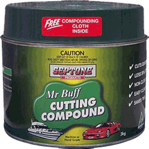 Mr Buff Cutting Compound