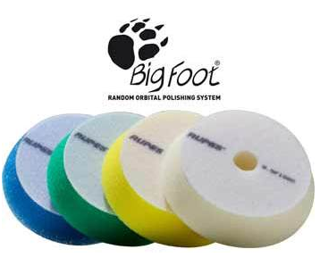 Rupes 180mm Foam Buff pads