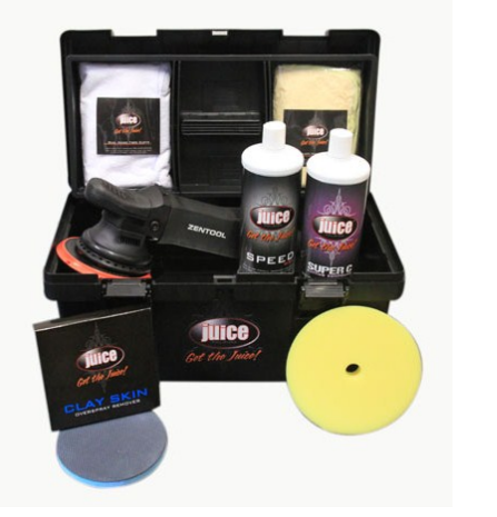 Buffing Kit Juice Zen Tool Package
