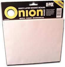 UPOL ONION BOARDŠܢ: Multi-Layered Mixing Palette