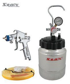 Star 2L Pressure Pot & Spray Gun