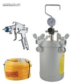 Star 4L Pressure Pot & Spray Gun