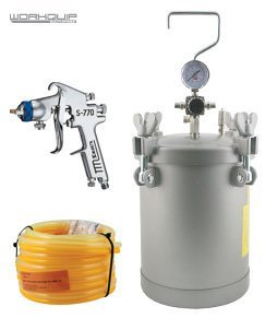 Star 10L Pressure Pot & Spray Gun