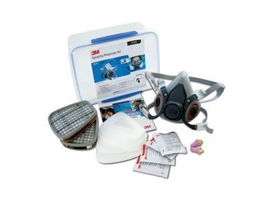 3M Spraying Respirator Kit