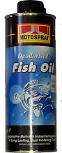 MOTOSPRAY Fish Oil