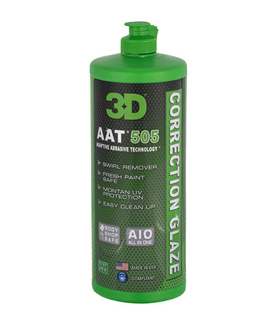 3D 505 Correction Glaze 946ml