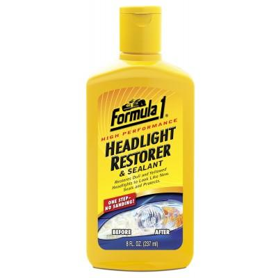 Formula 1 Headlight Restore