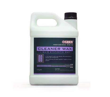 Cleaner Wax 06