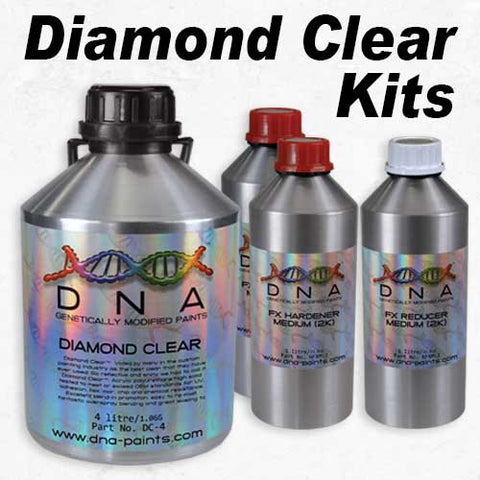 DNA Diamond Clear