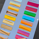 Coloured Tints for polished metal or chrome 1L