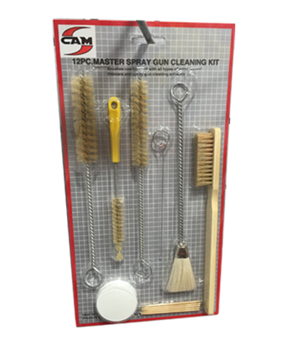 Spray Gun Cleaning Kit