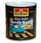 Spray Putty 4L
