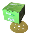 Sanding Discs 150mm DEERFOS Box 100