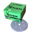 Sanding Discs 150mm Venom Box 100