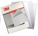 3M Dry Sandpaper Packet of 50