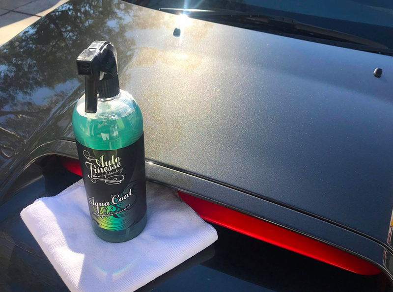Introduction to detailing & ceramic coating INC $50 STORE CREDIT