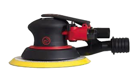 "Air Sander Orbital 150mm 6"" Chigago Pnumatic"