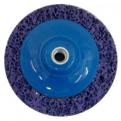 "Clean & Strip Disc 125MM (5"") with backing"