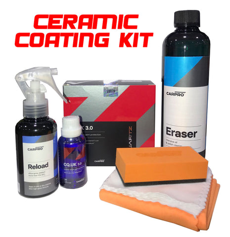 CARPRO CQUARTZ UK EDITION Kit (Includes Eraser)