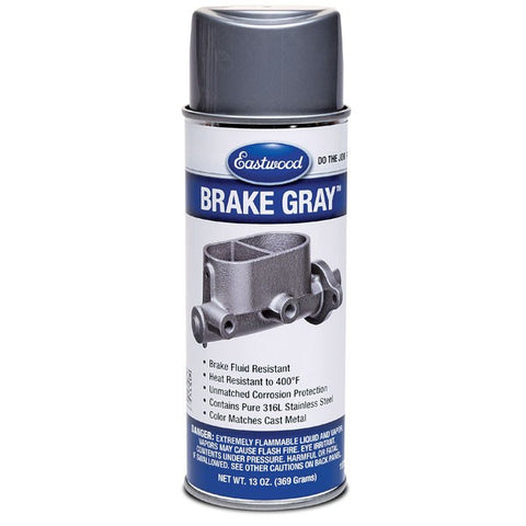 Eastwood Brake Gray Aerosol - 368gm