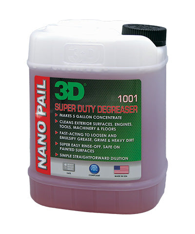 3D Super Duty Degreaser Nano Pail 1.89Lt