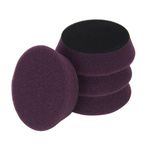 "3D 3.5"" Dark Purple Heavy Cut Foam Pad. Packet of 2."