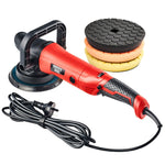 "21mm 6"" DA Polisher Variable Speed Kit"