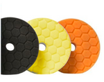 Hex Foam Buff Pads 180mm