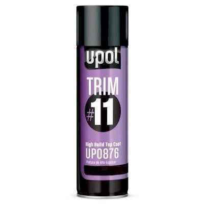 Upol Trim Satin Black