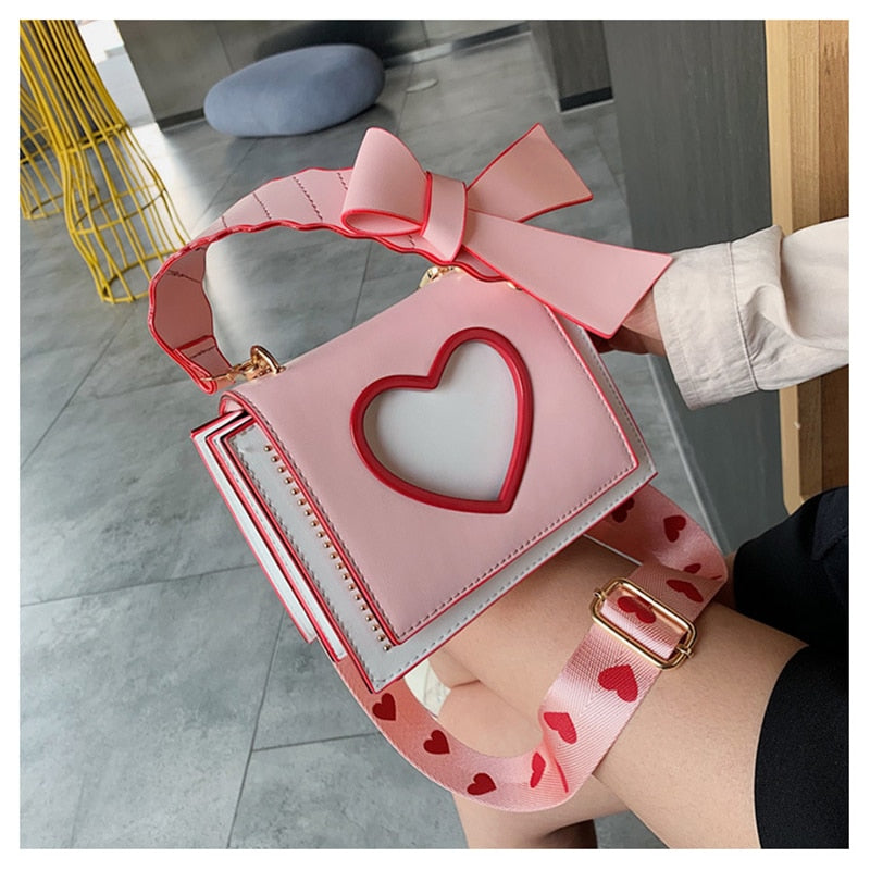 Fashion Woman PU leather Crossbody Bag Girls Jelly Small Phone Flaps Shoulder Bag Waterproof Flap Card Key Storage Bag Organizer