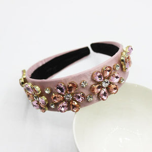New Baroque fashion temperament  jewelry headband hair accessories with accessories 872