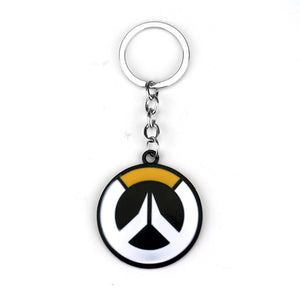 Overwatch Keychain (4 colors)