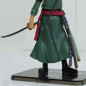 One Piece Sauron Zoro Anime Action Figure