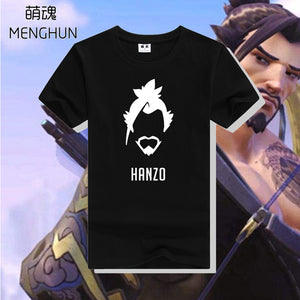 Overwatch T-shirt HANZO