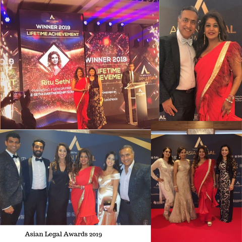 Images from the award night