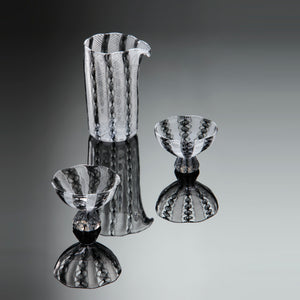 Double Helix Sake Set