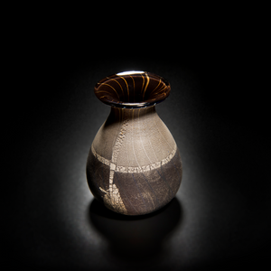 Haku Brown Vase 2