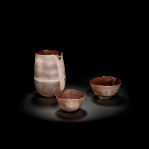Haku Winter Sake Set