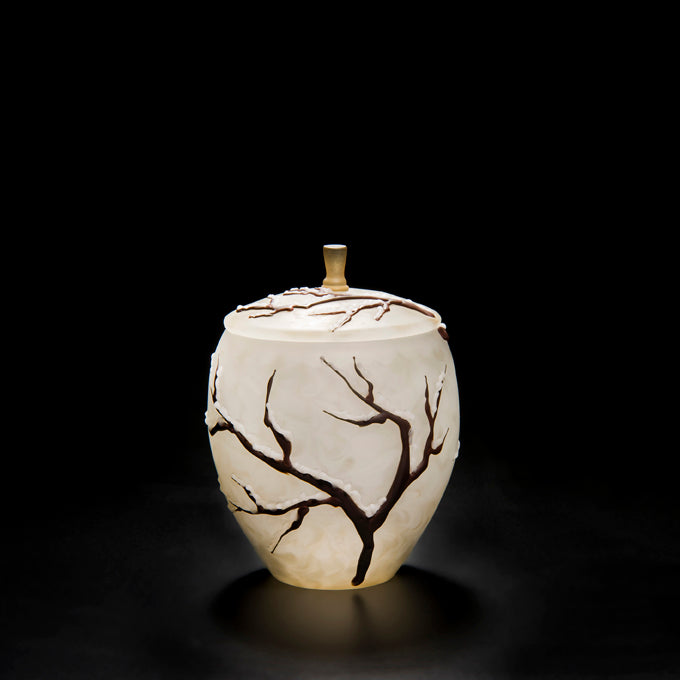 Tree Branch Pot