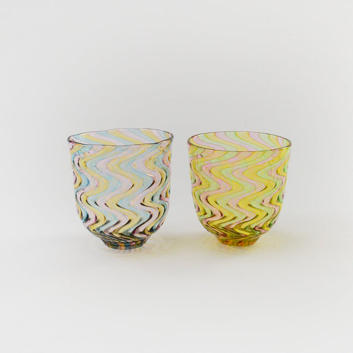 Serpentine Cups