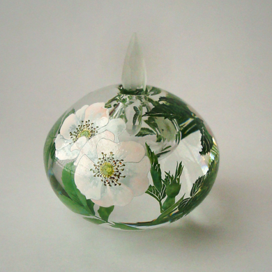 Wild Flower Perfume Bottle