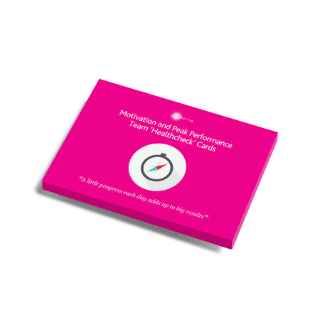 Team Motivation 'Healthcheck' Cards