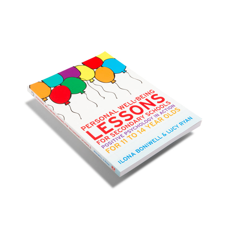 Personal Well-Being Lessons for Secondary Schools Book