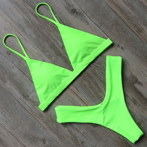Padded Bandage Swimsuit - Altairboutique