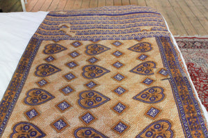 Vintage Kantha throw - Anokha Collection