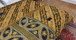 Vintage Kantha bedspread- Anokha Collection