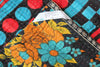 Black Kantha Quilt Label - Anokha Collection